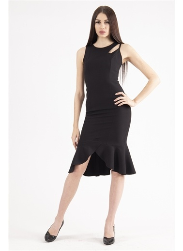 Belamore  Abiye & Mezuniyet Elbisesi Siyah